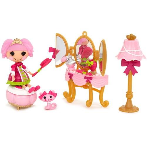 Купить Игровой набор Lalaloopsy Mini Интерьер - Гримерная в интернет магазине игрушек и детских товаров
