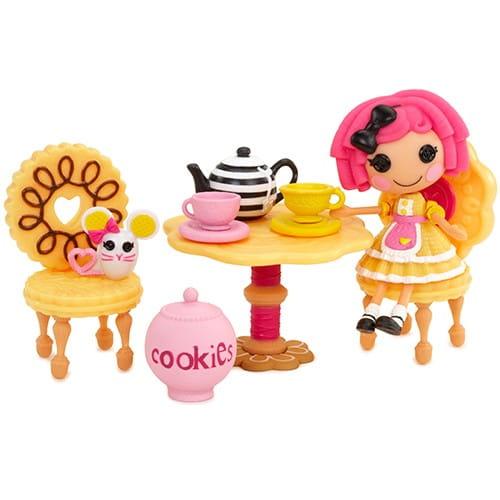 Купить Игровой набор Lalaloopsy Mini Интерьер - Столовая в интернет магазине игрушек и детских товаров