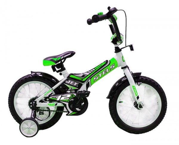 Купить Детский Велосипед Stels 12 Jet - 12 дюймов в интернет магазине игрушек и детских товаров