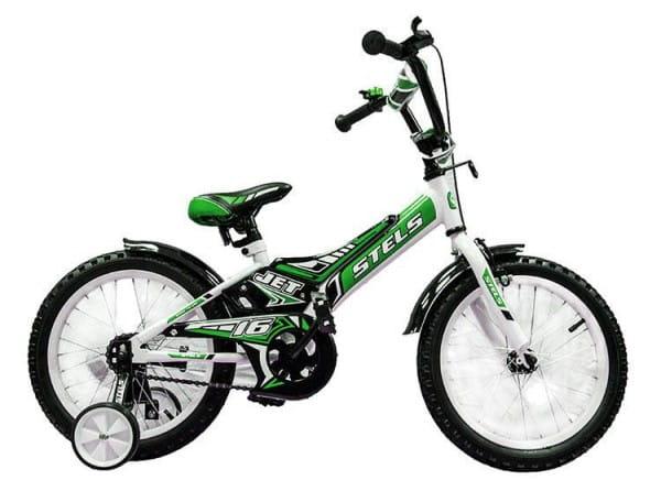 Купить Детский Велосипед Stels 16 Jet - 16 дюймов в интернет магазине игрушек и детских товаров