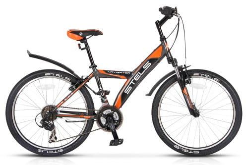 Купить Детский Велосипед Stels Navigator 410 - 24 дюйма в интернет магазине игрушек и детских товаров