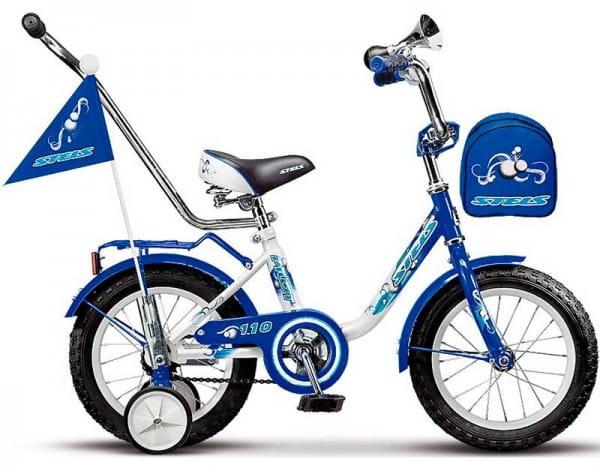 Купить Детский Велосипед Stels Pilot 110 - 16 дюймов в интернет магазине игрушек и детских товаров