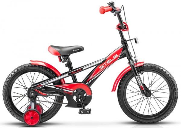 Купить Детский Велосипед Stels Pilot 140 - 18 дюймов в интернет магазине игрушек и детских товаров