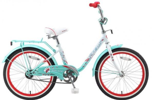 Купить Детский Велосипед Stels Pilot 200 Lady - 20 дюймов в интернет магазине игрушек и детских товаров