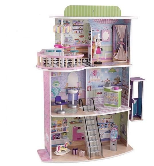 Купить Игрушечный магазин KidKraft Торговый Центр в интернет магазине игрушек и детских товаров