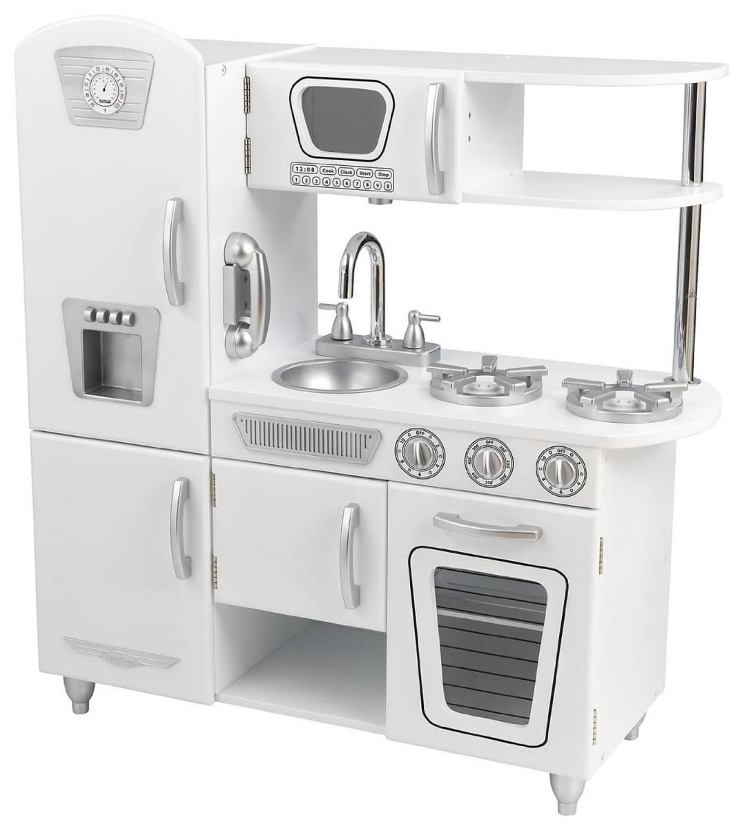 Детская кухня KIDKRAFT Винтаж Vintage (белая)