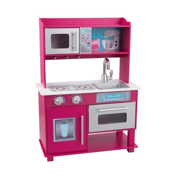Купить Детская кухня KidKraft Грейси в интернет магазине игрушек и детских товаров