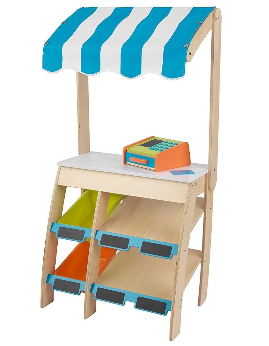 Купить Торговая площадка KidKraft Бакалея с кассовым аппаратом в интернет магазине игрушек и детских товаров