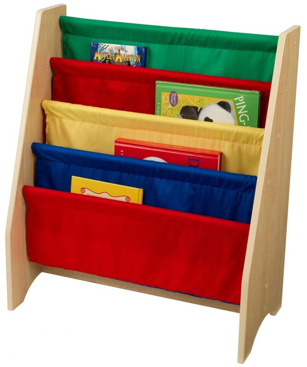 Шкаф KidKraft для хранения игрушек (с книжными полками)