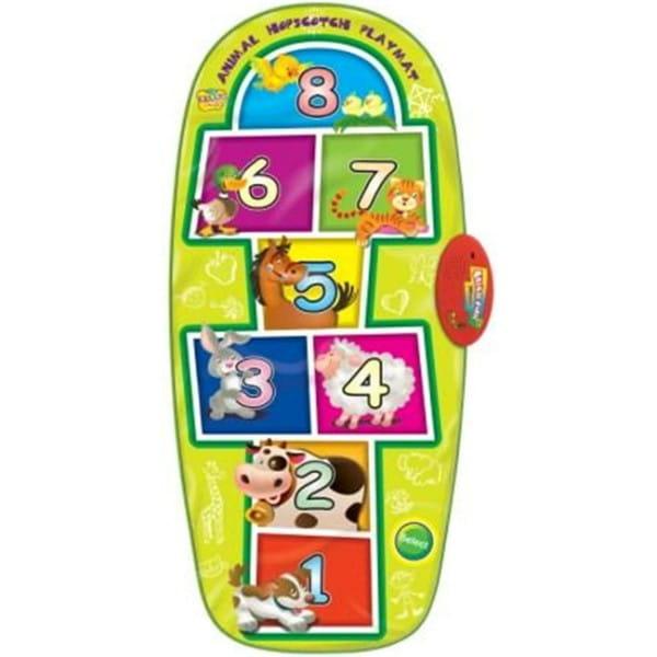 Купить Звуковой коврик Знаток Веселые классики в интернет магазине игрушек и детских товаров