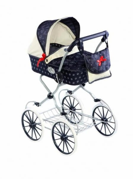 Купить Коляска для куклы Royal Dimian Классическая - 82 см в интернет магазине игрушек и детских товаров