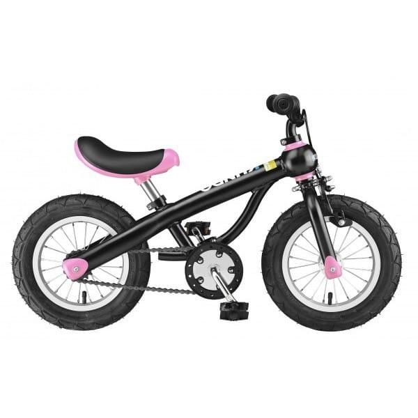 Купить Детский Беговел-велосипед трансформер Kundo SmartTrail 12 Pink - 12 дюймов (с педалями) в интернет магазине игрушек и детских товаров