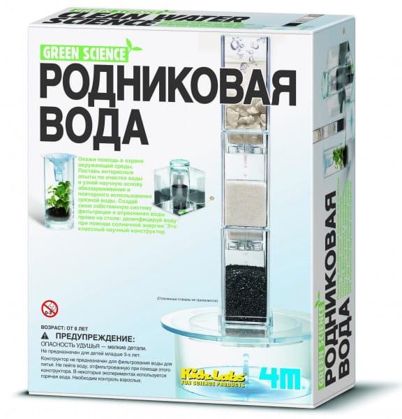 Купить Игровой набор 4M Родниковая вода в интернет магазине игрушек и детских товаров