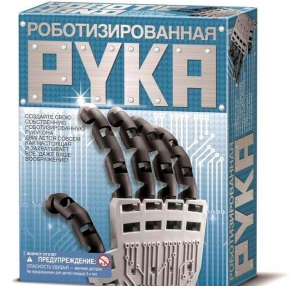 Игровой набор 4M 00-03284 Роботизированная рука