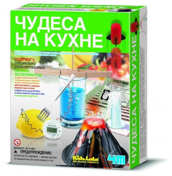 Игровой набор 4M 00-03296 Чудеса на кухне