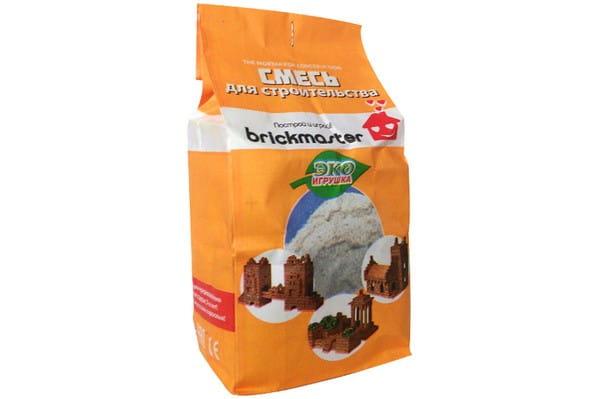 Купить Смесь для строительства Brickmaster в интернет магазине игрушек и детских товаров