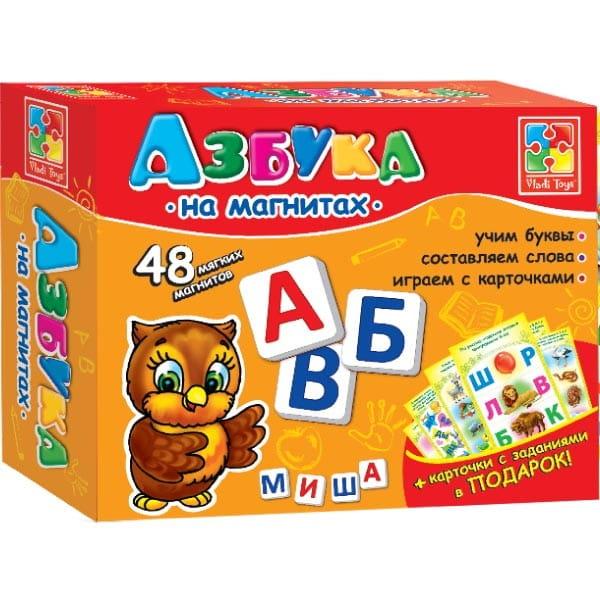 Пазл Vladi Toys Умнички Учим формы VT1309-01