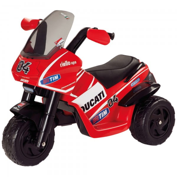 Детский электромотоцикл Peg-Perego ED0919 Desmosedici