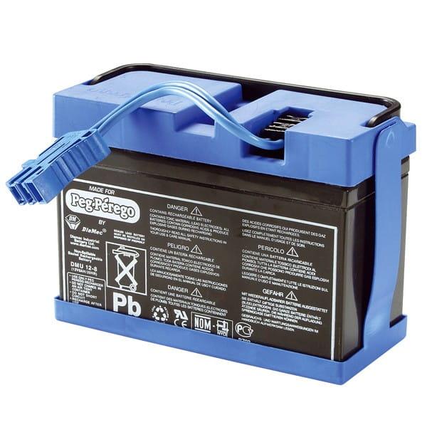 Купить Аккумулятор Peg-Perego 12B 8 А/ч в интернет магазине игрушек и детских товаров