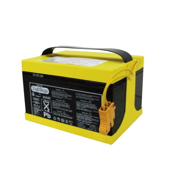 Купить Аккумулятор Peg-Perego 24В 12А/ч в интернет магазине игрушек и детских товаров