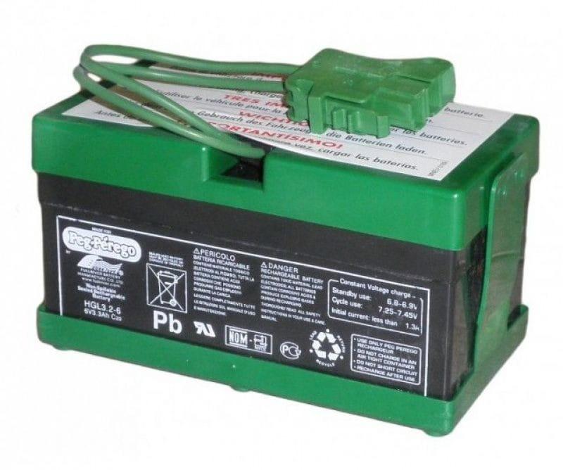 Аккумулятор Peg-Perego IAKB0022 6V 6,5Ah
