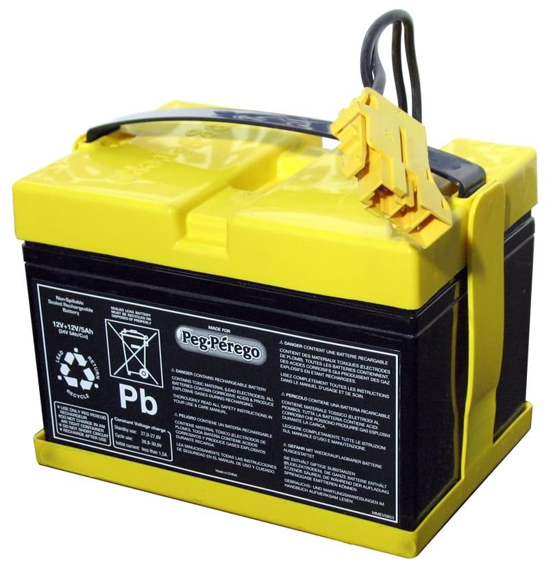 Аккумулятор Peg-Perego IAKB0024 24V 5A/h