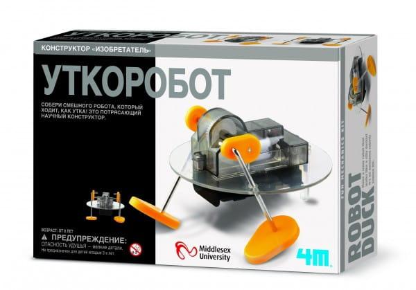 Игровой набор 4M 00-03907 Уткоробот