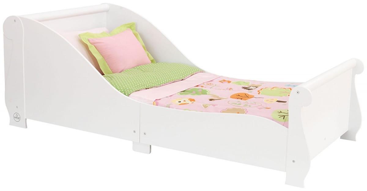 Детская кровать KIDKRAFT Сани - белая