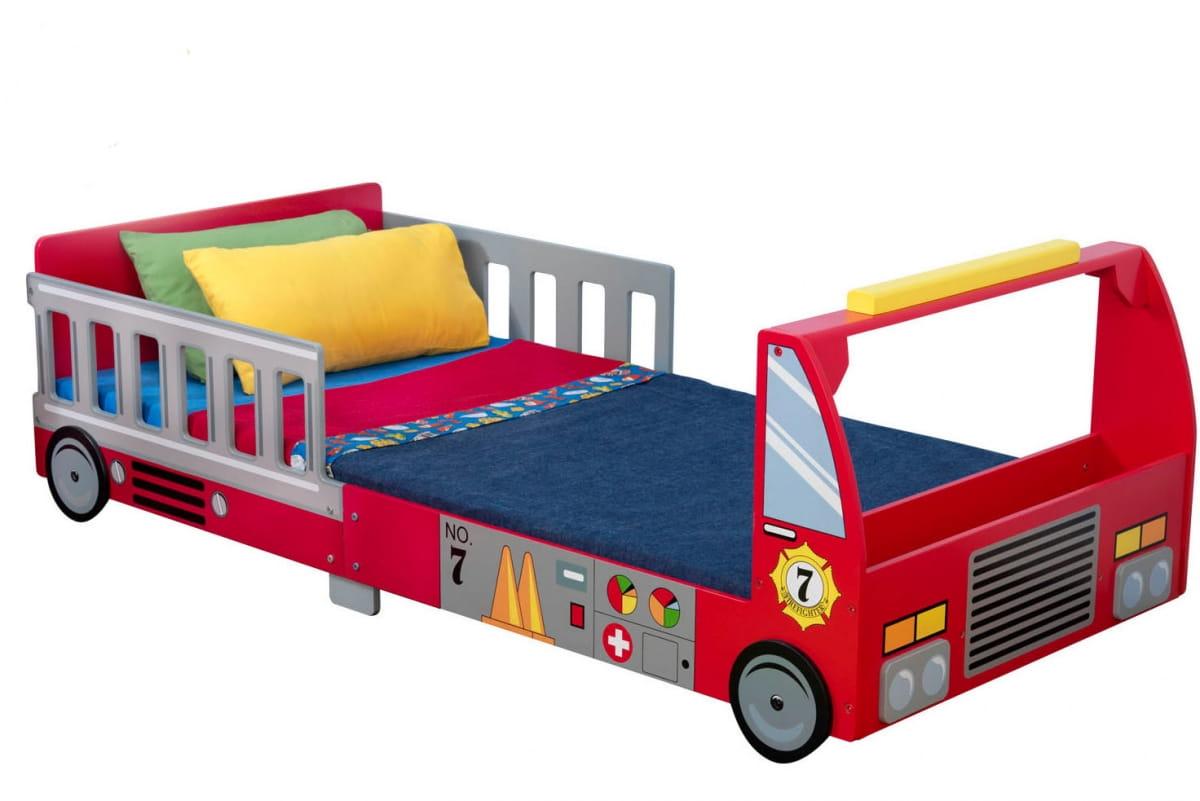 Детская кровать KIDKRAFT Пожарная машина