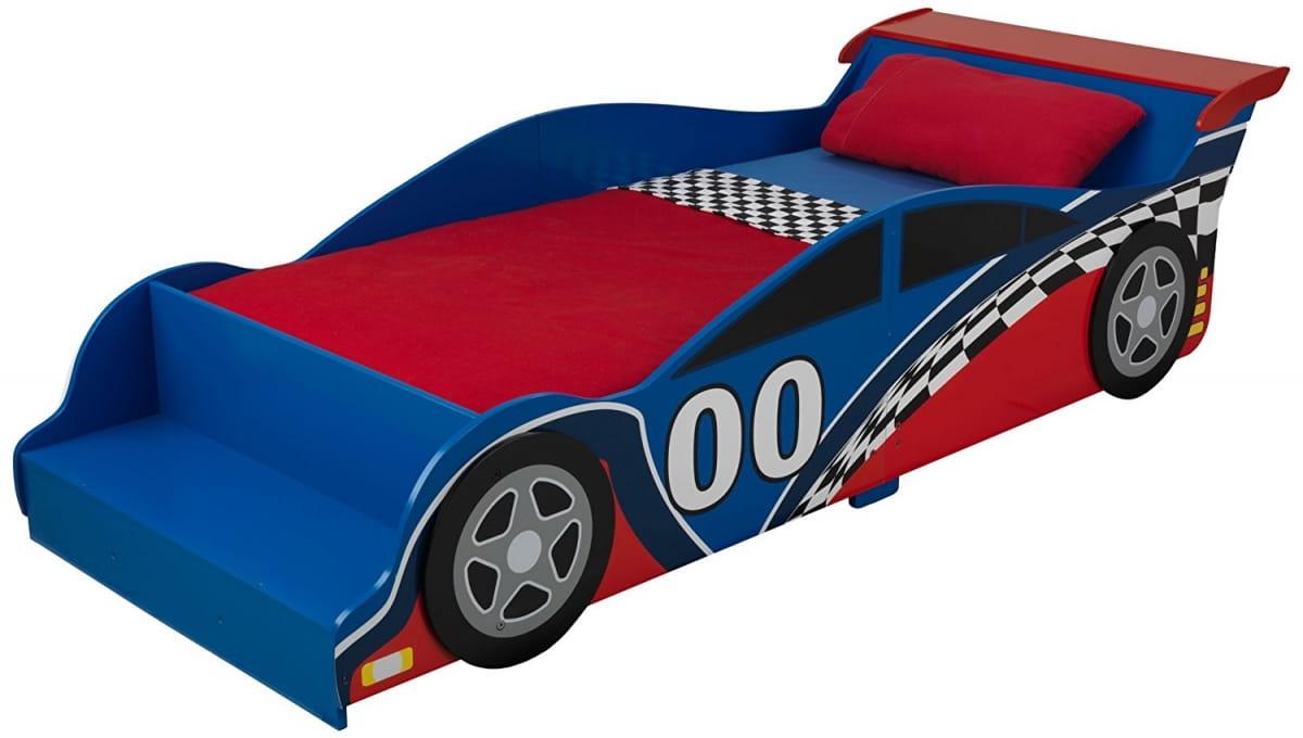 Детская кровать KidKraft 76038_KE Гоночная машина