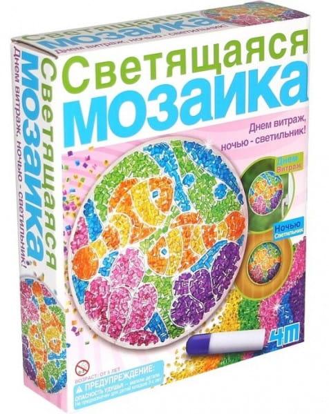 Набор для творчества 4M 00-04596 Светящаяся мозаика