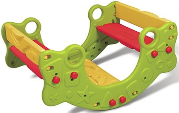 Купить Игровой центр 3 в 1 Grown up Качалка, скамейка и лесенка в интернет магазине игрушек и детских товаров