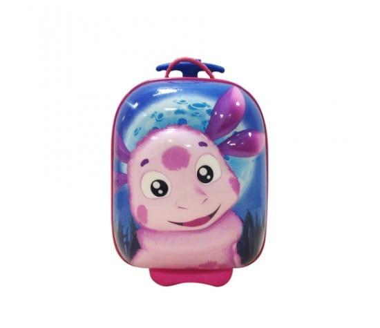Купить Детский чемодан First Steps Лунтик в интернет магазине игрушек и детских товаров