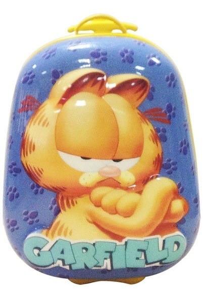 Купить Детский чемодан First Steps Гарфильд в интернет магазине игрушек и детских товаров