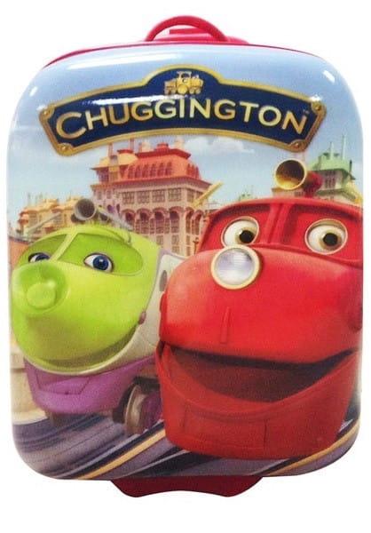 Купить Детский чемодан First Steps Чаггингтон 2 (без лямок) в интернет магазине игрушек и детских товаров