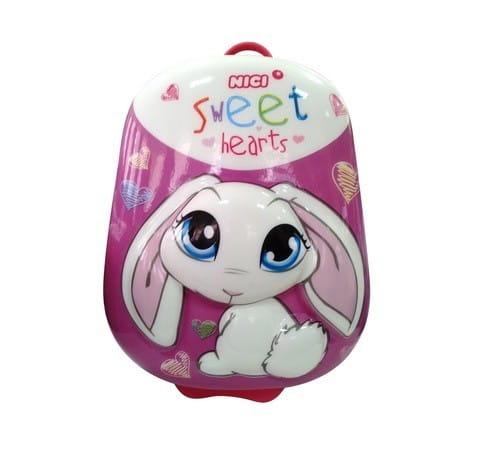 Купить Детский чемодан First Steps Ники - Кролик в интернет магазине игрушек и детских товаров