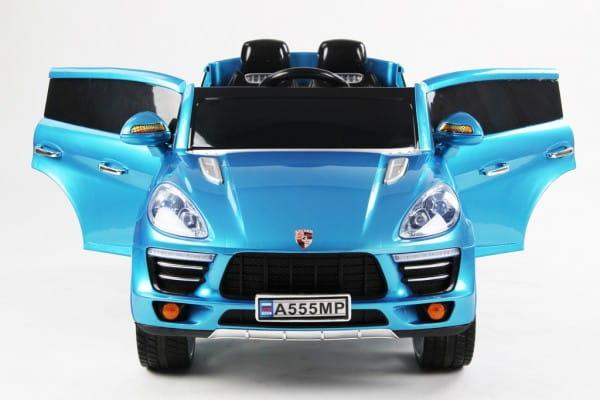 Купить Электромобиль River Toys Porsche Macan в интернет магазине игрушек и детских товаров