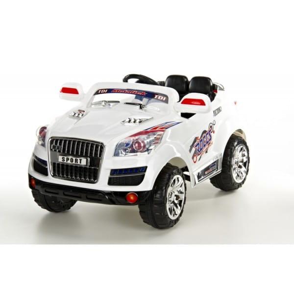 Купить Электромобиль River Toys Audi HL128 в интернет магазине игрушек и детских товаров