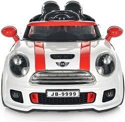 Купить Электромобиль River Toys Mini Сooper 777 VIP в интернет магазине игрушек и детских товаров
