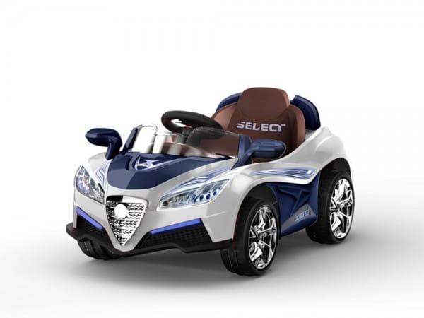 Купить Электромобиль River Toys Bugatti в интернет магазине игрушек и детских товаров