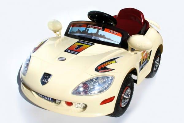 Купить Электромобиль River Toys Porshe 222 в интернет магазине игрушек и детских товаров