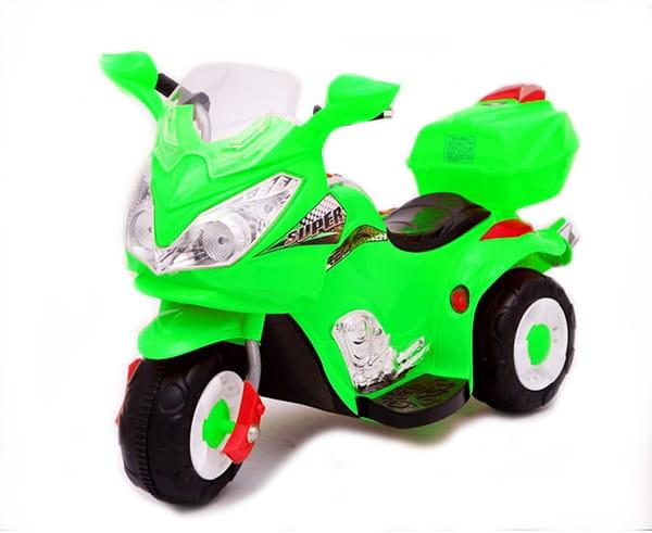 Купить Мотоцикл River Toys Moto 9777 в интернет магазине игрушек и детских товаров