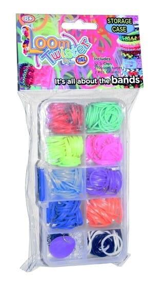 Купить Набор Loom Twister для плетения фенечек в интернет магазине игрушек и детских товаров