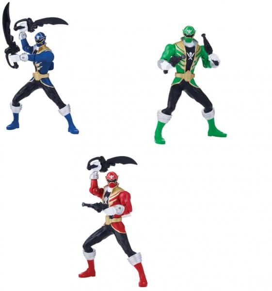 Игровой набор Power Rangers Рейнжер на джостике - 16 см