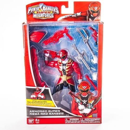 ������� ����� Power Rangers ������� ��������� ������� 16 �� � ������� ������
