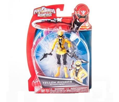 Купить Игровой набор Power Rangers Могучие рейнджеры Фигурка 12 см в интернет магазине игрушек и детских товаров