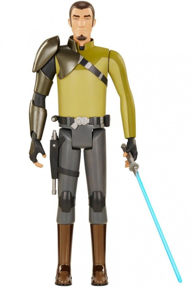 Фигура Big Figures Звездные Войны Повстанцы Star Wars Кэнан - 50 см