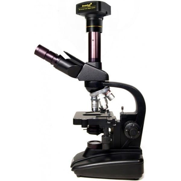 Купить Микроскоп Levenhuk D670T (тринокуляр) в интернет магазине игрушек и детских товаров