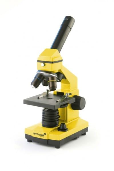 Купить Детский Микроскоп Levenhuk 3L NG (с набором для опытов) в интернет магазине игрушек и детских товаров