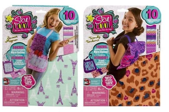 Набор для создания собственных дизайнов Sew Cool